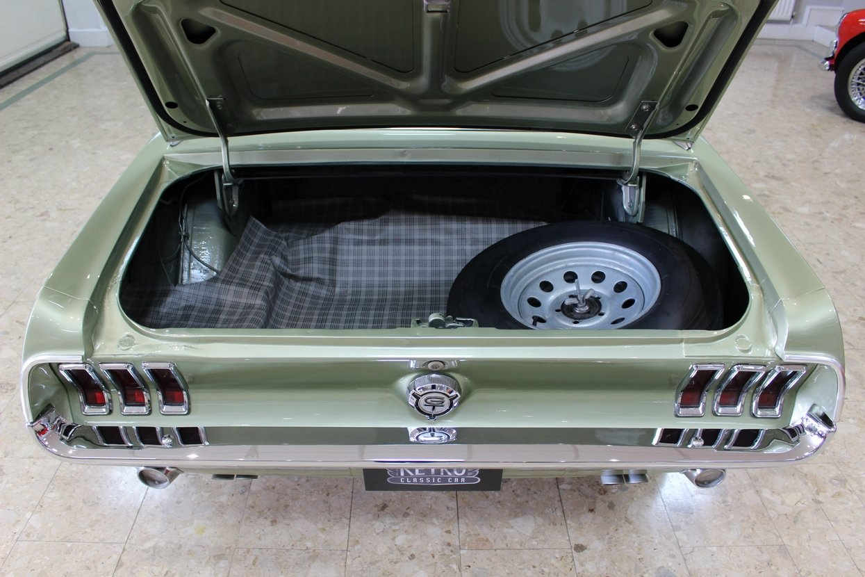 1967 Ford Mustang S-Code 390 GTA   Factory GT Car  For Sale (picture 10 of 10)