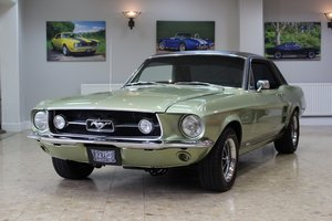 Picture of 1967 Ford Mustang S-Code 390 GTA | Factory GT Car  SOLD