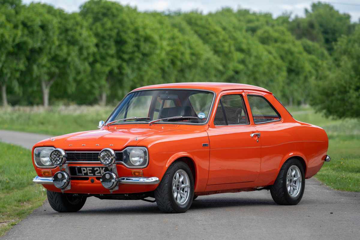 1972 Ford Escort Twin Cam For Sale (picture 1 of 6)