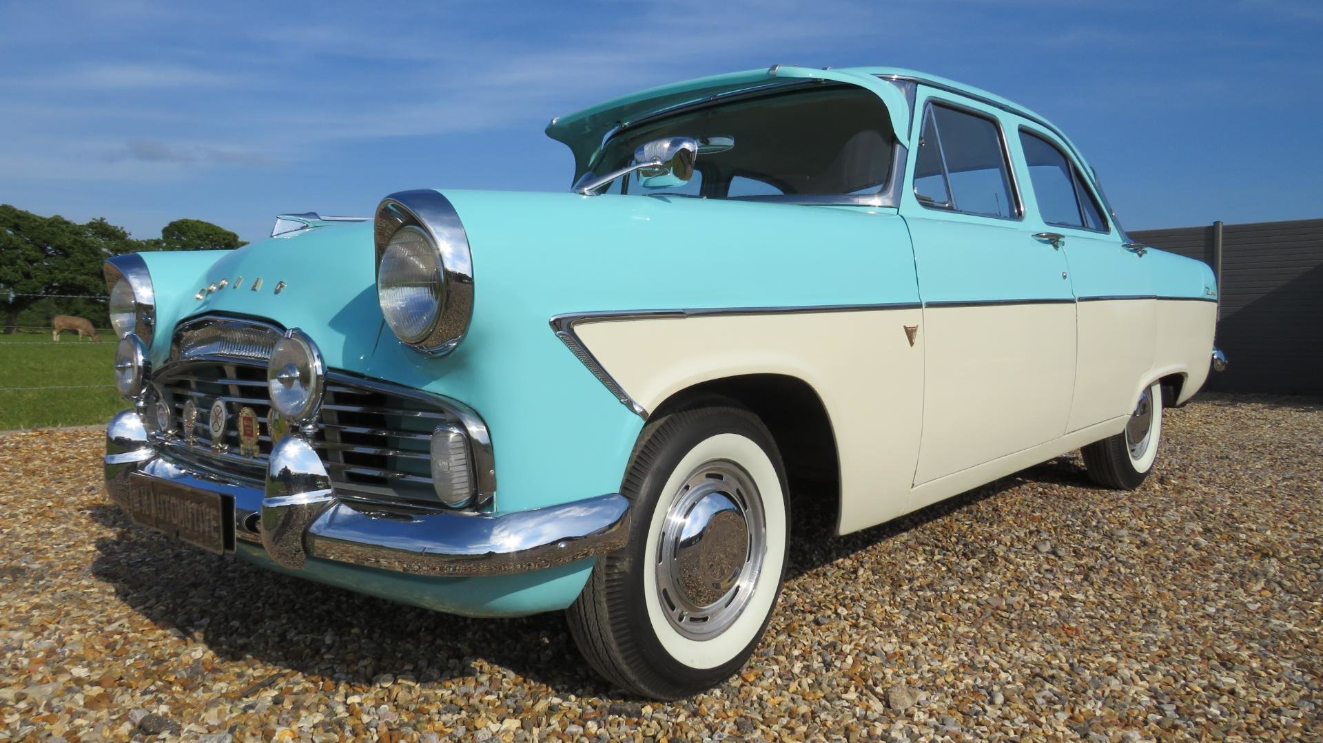 1960 FORD ZODIAC  For Sale (picture 1 of 1)