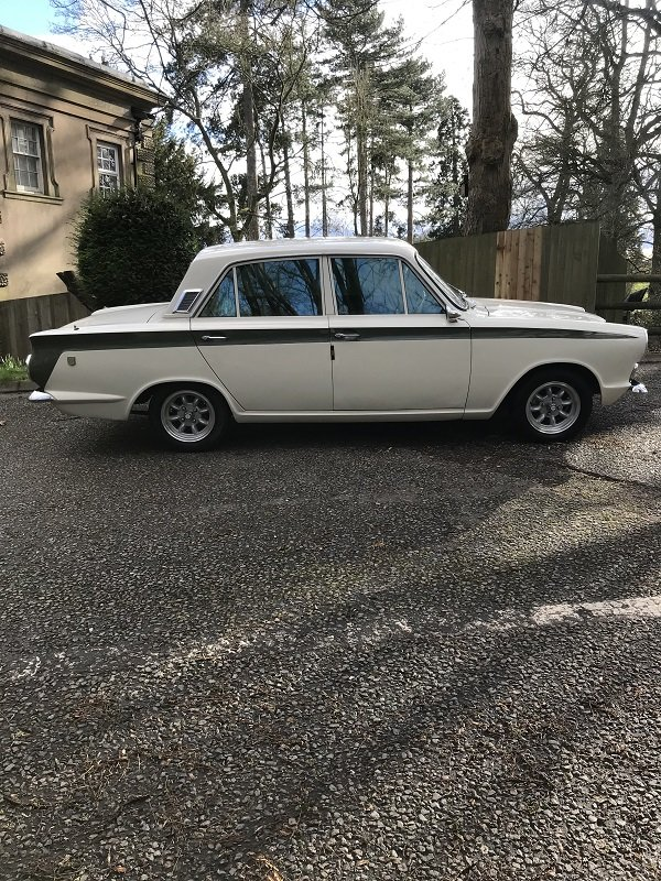 1966 Ford Cortina 1500 GT  MK1 For Sale (picture 4 of 6)