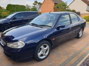 2001 Ford Mondeo st24 Future classic