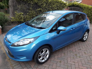 Ford Fiesta 1.4 Style +