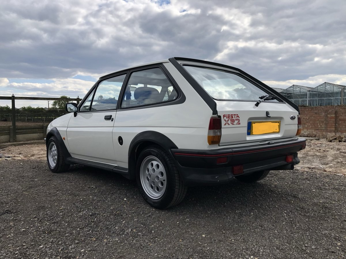 1987 Ford Fiesta XR2 For Sale (picture 1 of 6)