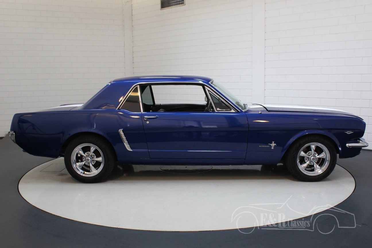 Ford Mustang V8 coupe 1965 In very good condition For Sale (picture 6 of 6)