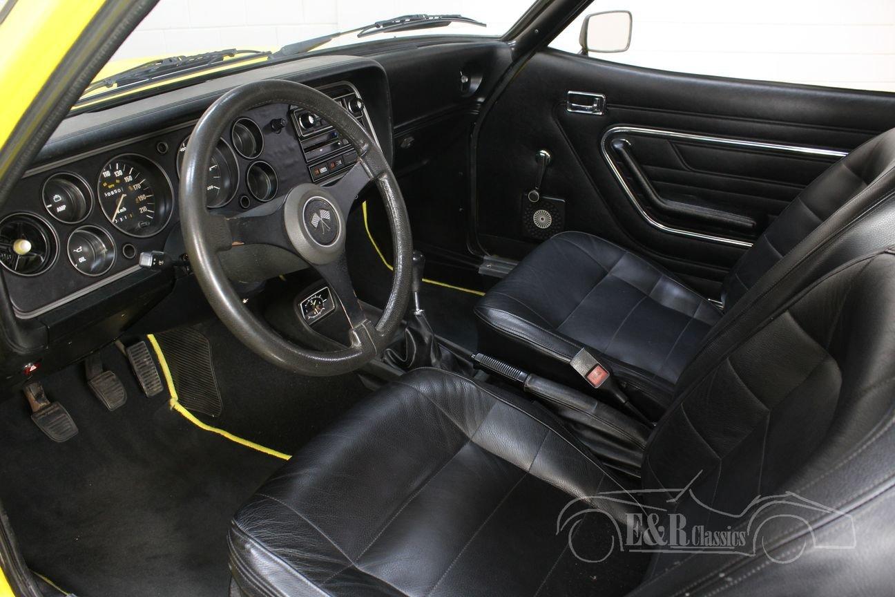 Ford Capri Mk2 2000 S V6 1977 Chiquita For Sale (picture 3 of 6)