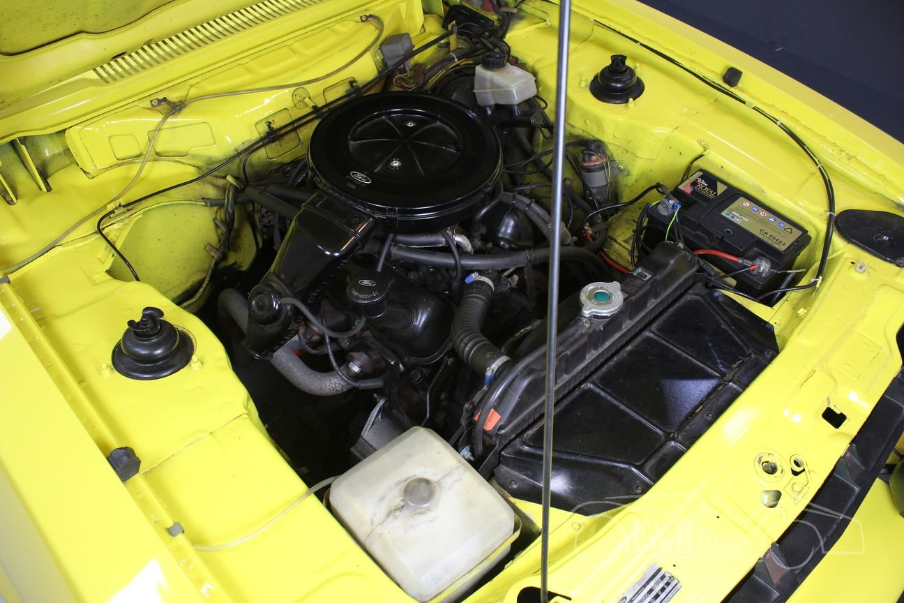 Ford Capri Mk2 2000 S V6 1977 Chiquita For Sale (picture 4 of 6)
