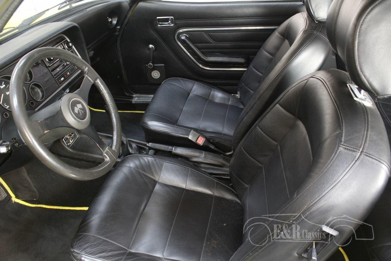 Ford Capri Mk2 2000 S V6 1977 Chiquita For Sale (picture 6 of 6)