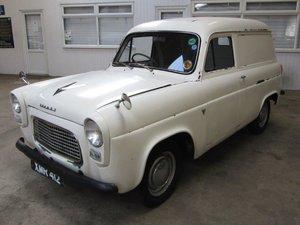 1959 Ford Thames E300 Van at ACA 20th June