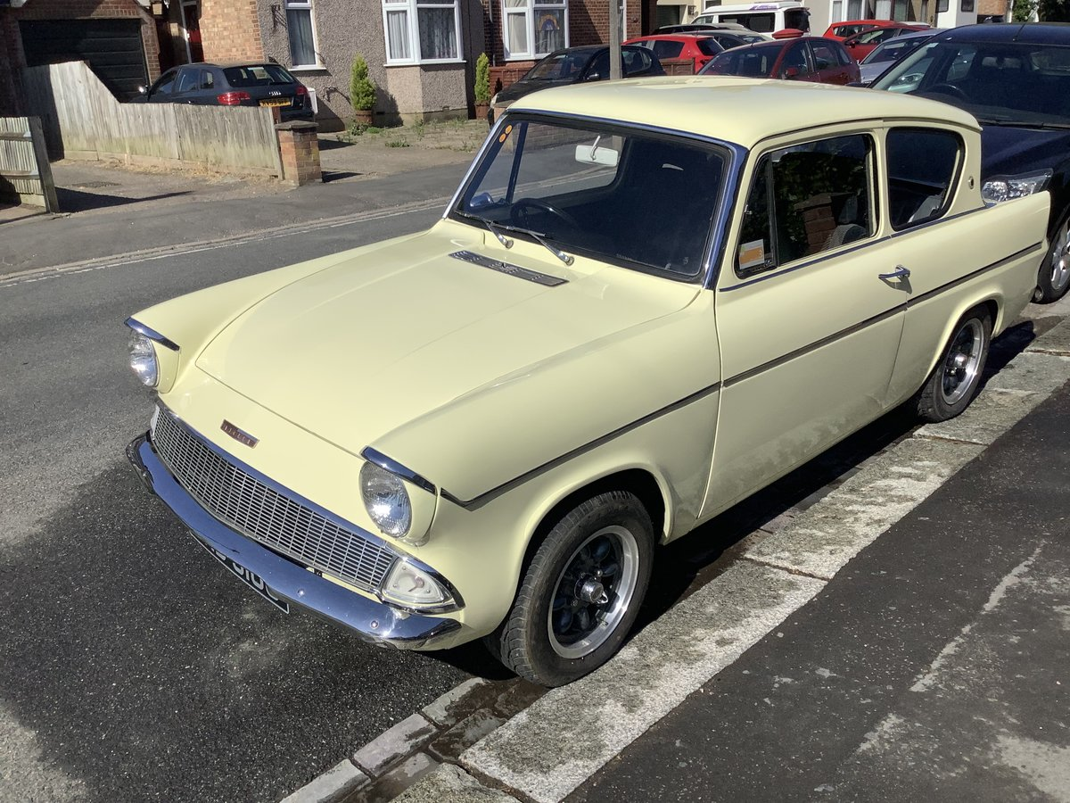 1965 Ford Anglia Highly Modified  For Sale (picture 2 of 6)