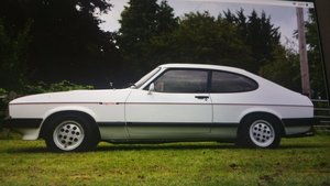 Ford Capri 2.8 Injection !!