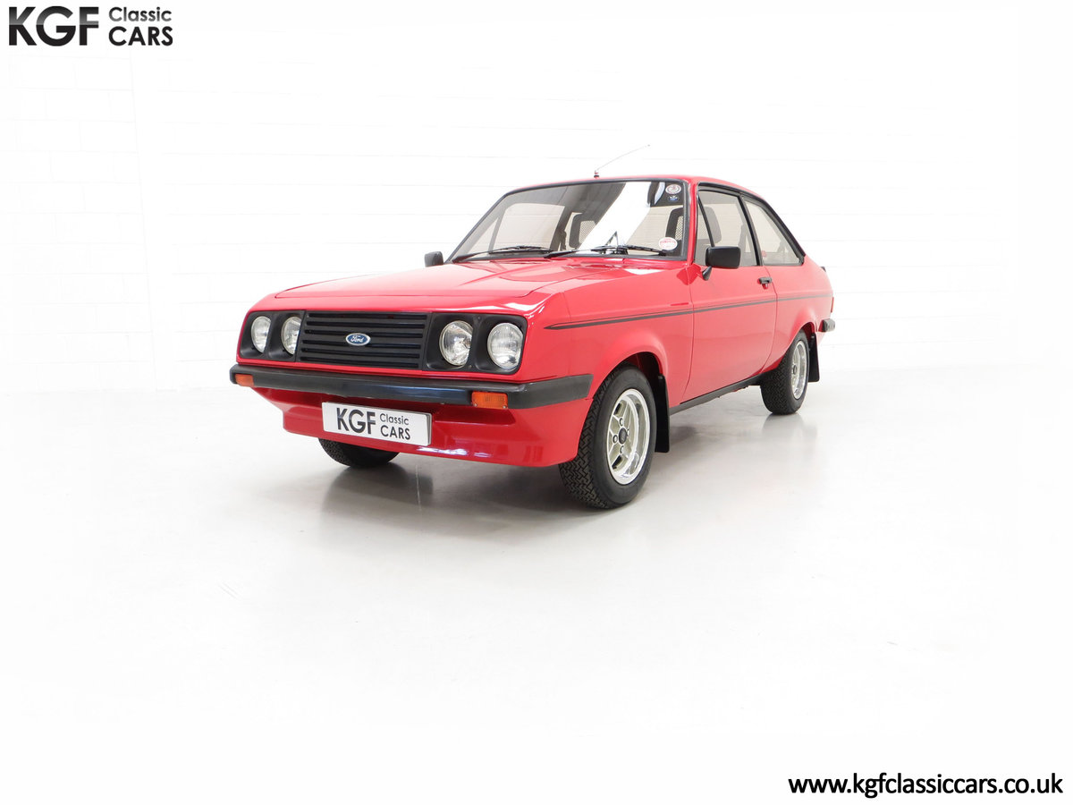 1979 A Best in Show Winning Ford Escort Mk2 RS2000 Custom SOLD (picture 6 of 24)