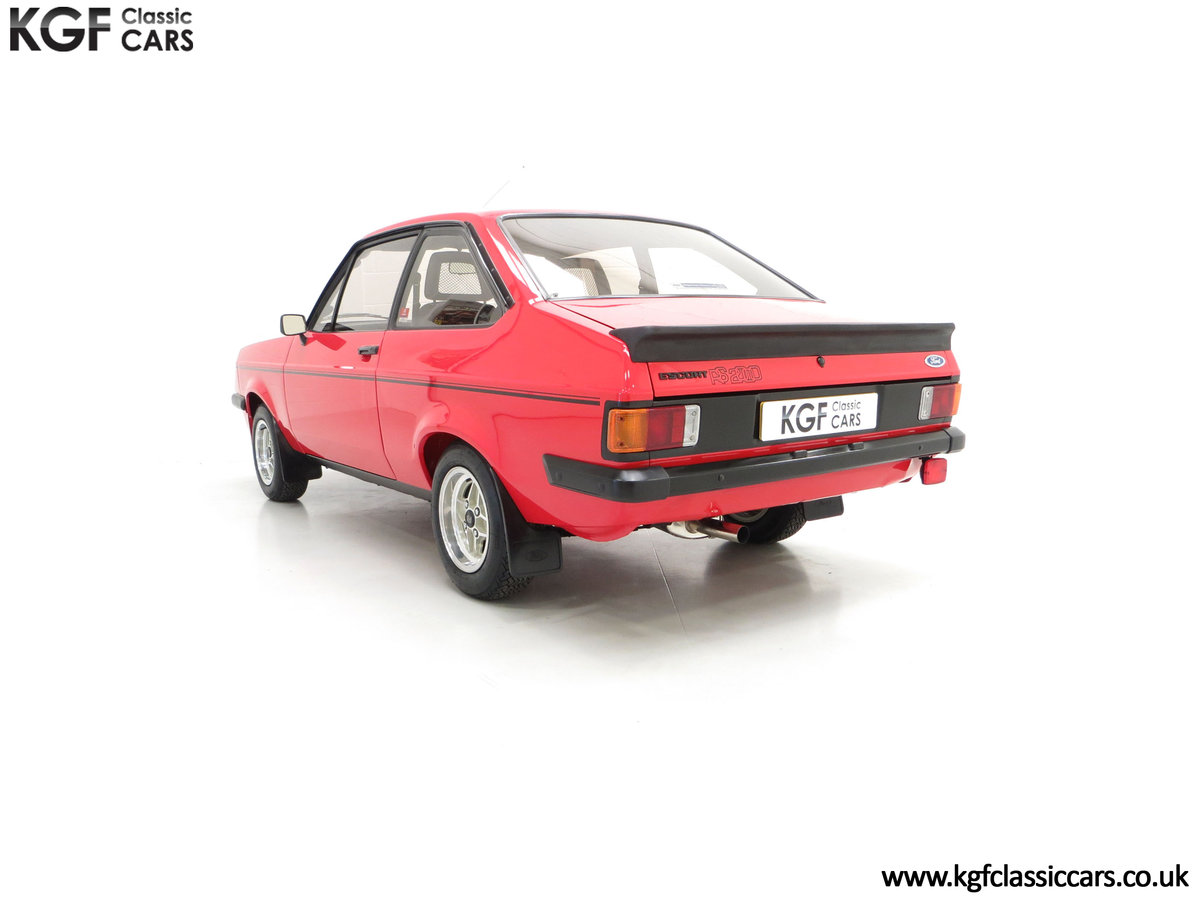 1979 A Best in Show Winning Ford Escort Mk2 RS2000 Custom SOLD (picture 8 of 24)