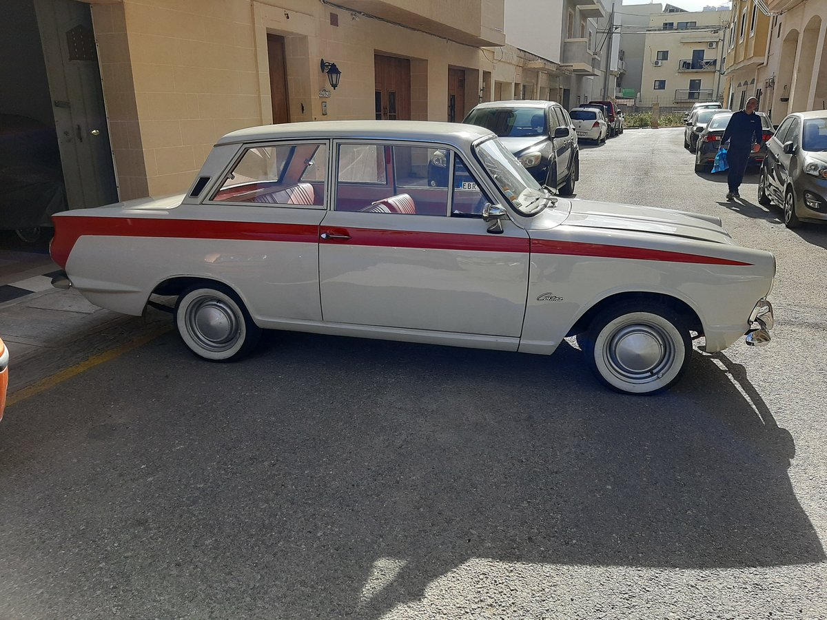 1966 Ford cortina mk1 2doors lhd For Sale (picture 3 of 6)