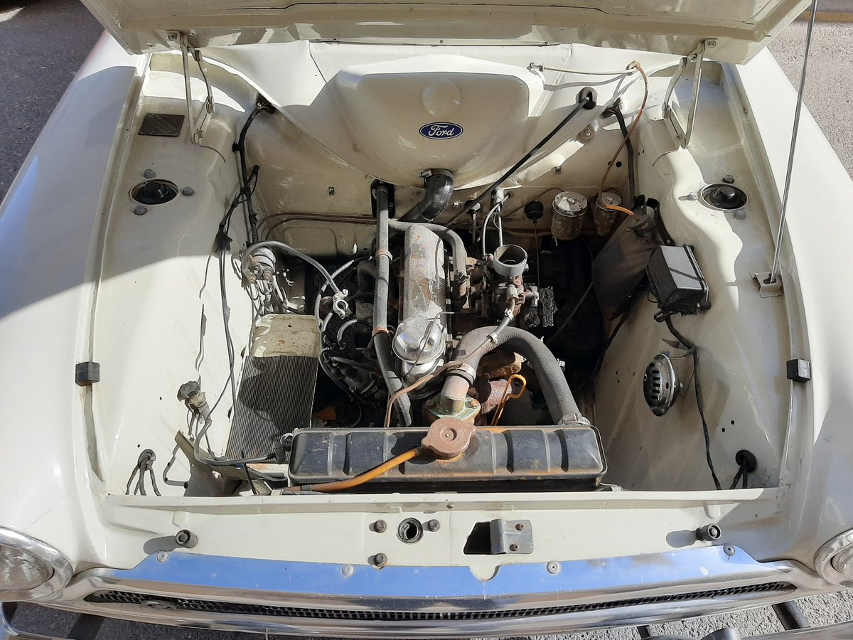 1966 Ford cortina mk1 2doors lhd For Sale (picture 4 of 6)