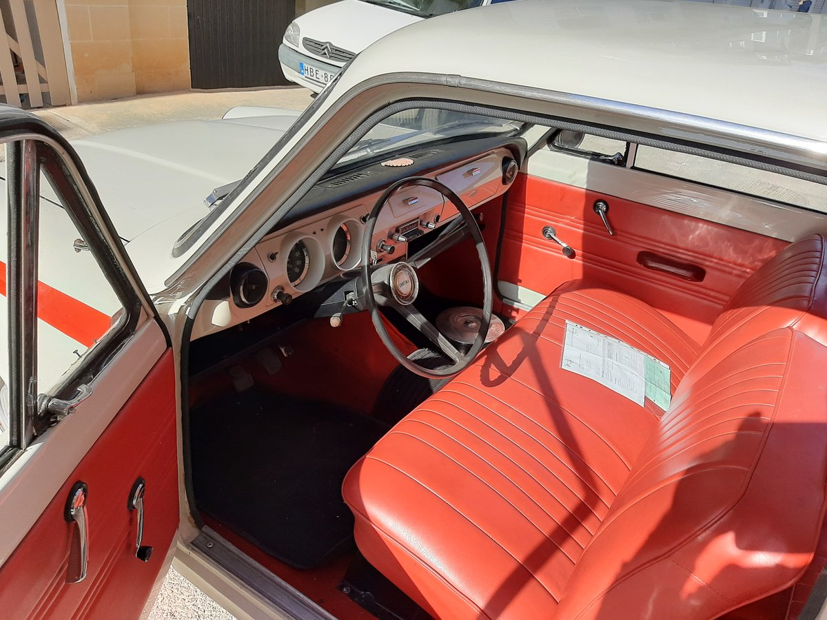 1966 Ford cortina mk1 2doors lhd For Sale (picture 5 of 6)