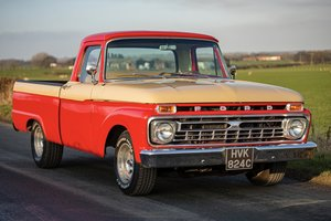 1965 Ford F100 302 V8 Pickup | Restored Huge Upgrades  For Sale