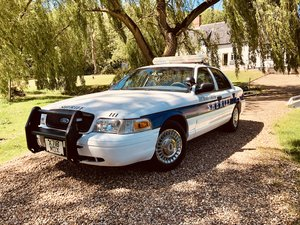 Ford Crown Victoria Police Interceptor P71