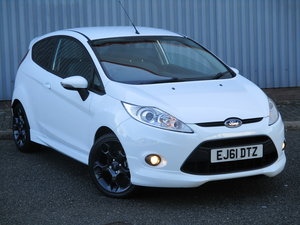 Exceptional Ford Fiesta Zetec S