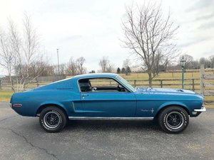 1968 Mustang Fastback five speed V8  For Sale