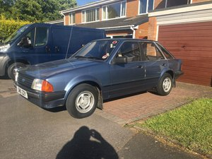Picture of 1983 Ford Escort