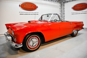 Ford Thunderbird 292Ci V8 4.8L Convertible 1955 For Sale by Auction