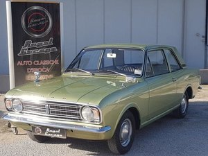 1970 FORD CORTINA 1.6 DELUX BERLINA 2 PORTE MK2