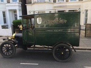 "1915 Ford Model T ""Handy Van"" For Sale"