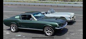 1967 Mustang fastback Bullitt triubute