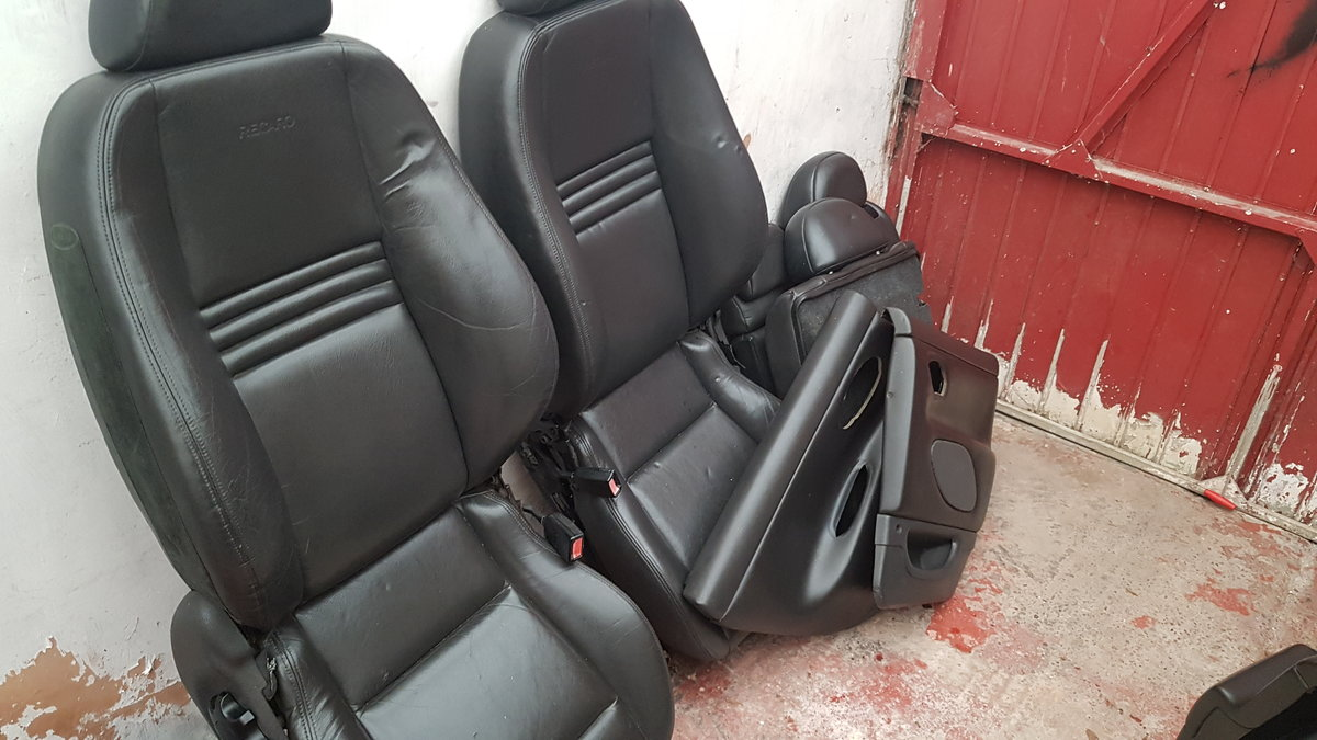 MK2 FORD ST200 RECARO FULL LEATHER INTERIOR  For Sale (picture 4 of 6)