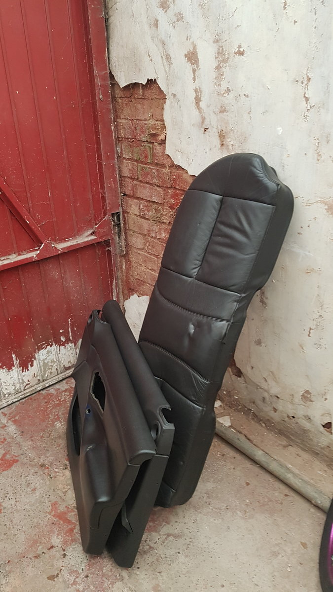 MK2 FORD ST200 RECARO FULL LEATHER INTERIOR  For Sale (picture 5 of 6)