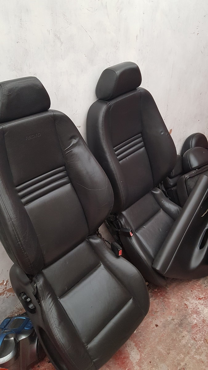 MK2 FORD ST200 RECARO FULL LEATHER INTERIOR  For Sale (picture 6 of 6)