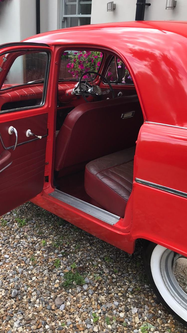 1954 Ford Zephyr MK1 For Sale (picture 3 of 4)
