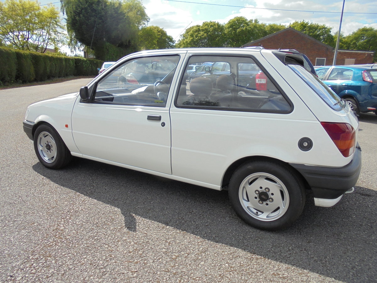 1990 FORD FIESTA POP + SOLD (picture 3 of 6)