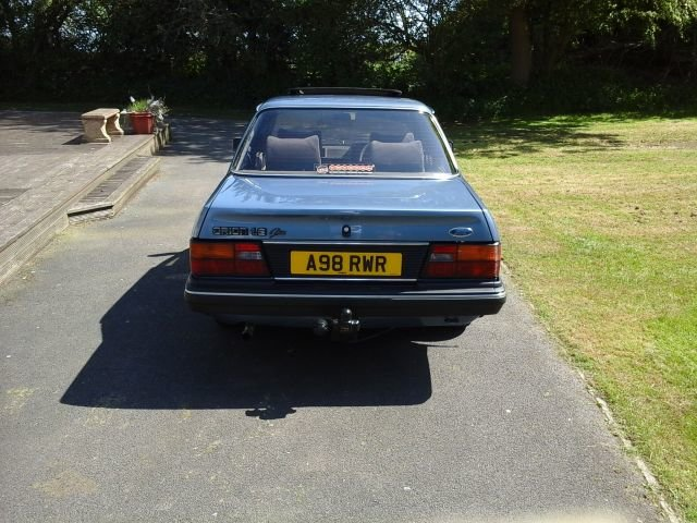 1983 A FORD ORION 1.6 GHIA, AUTOMATIC, 4 DOOR For Sale (picture 3 of 4)