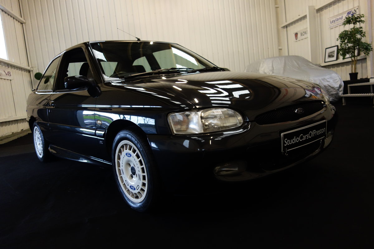1995 Ford Escort RS2000 4x4 MK6 in very good condition SOLD (picture 2 of 6)
