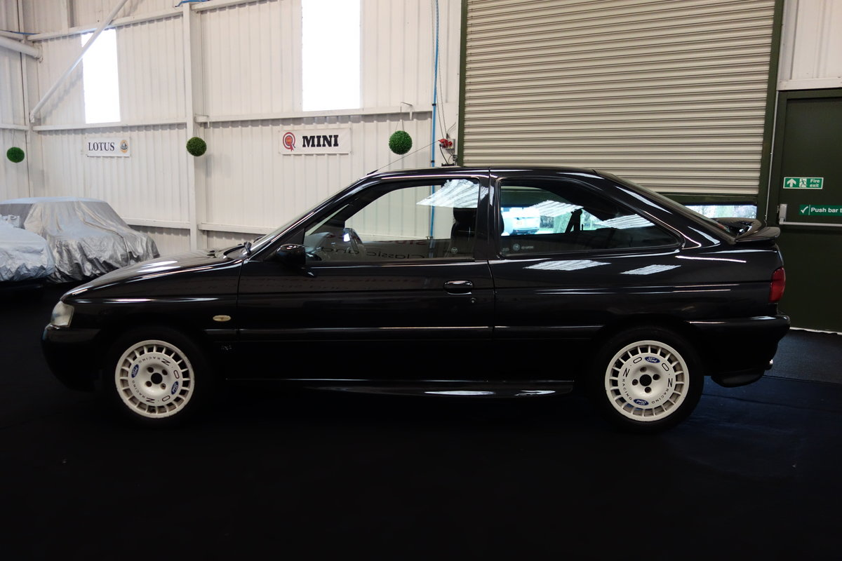 1995 Ford Escort RS2000 4x4 MK6 in very good condition SOLD (picture 4 of 6)