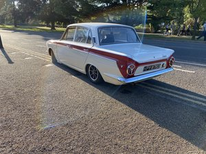 Ford cortina Mk1 super - period tuned