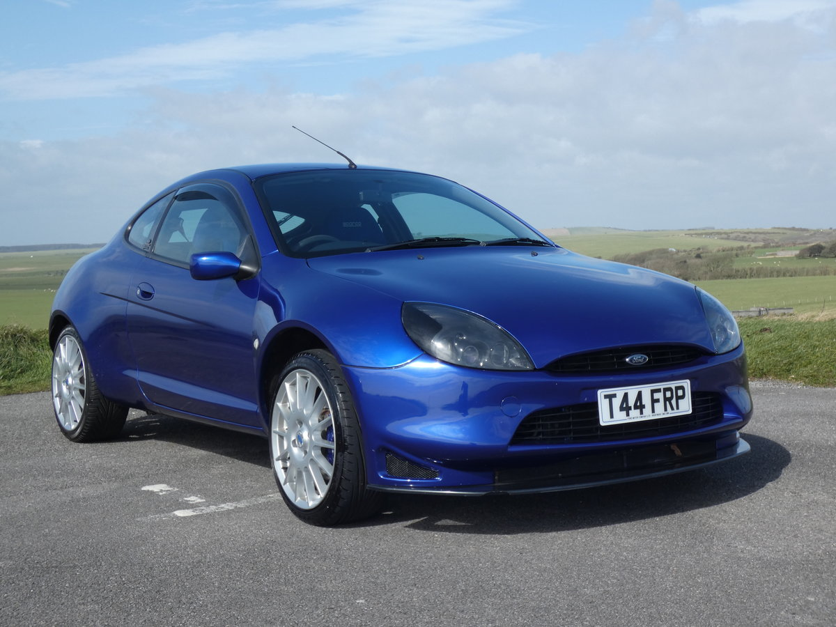 2000 Ford Racing Puma - no. 196. Excellent condition, For Sale (picture 1 of 6)