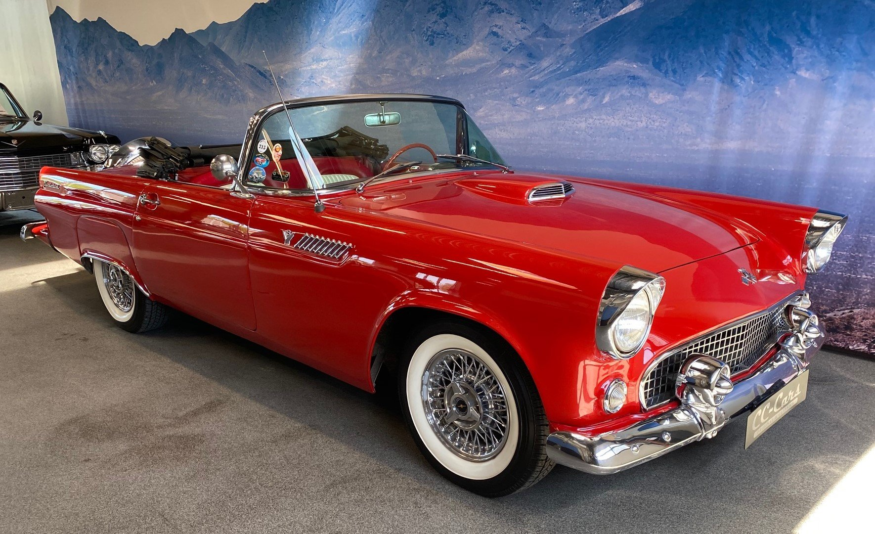 1955 Ford Thunderbird Roadster For Sale (picture 1 of 6)