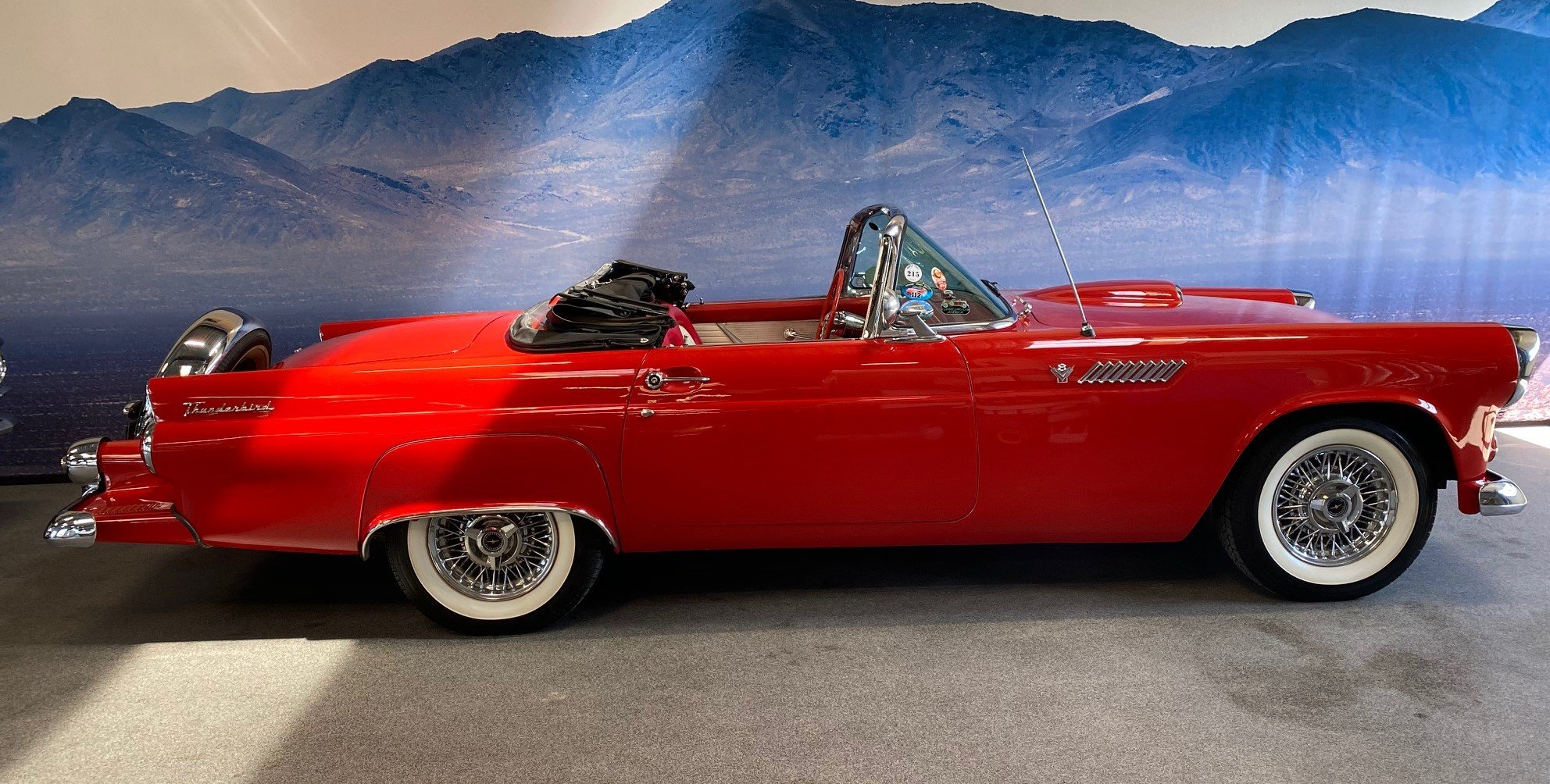 1955 Ford Thunderbird Roadster For Sale (picture 2 of 6)