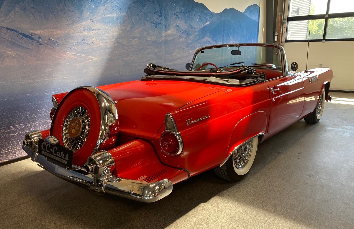 1955 Ford Thunderbird Roadster For Sale (picture 3 of 6)