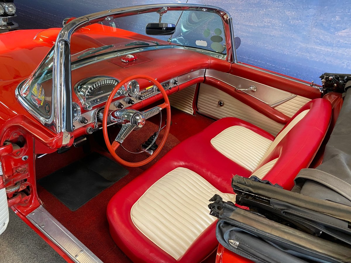 1955 Ford Thunderbird Roadster For Sale (picture 4 of 6)