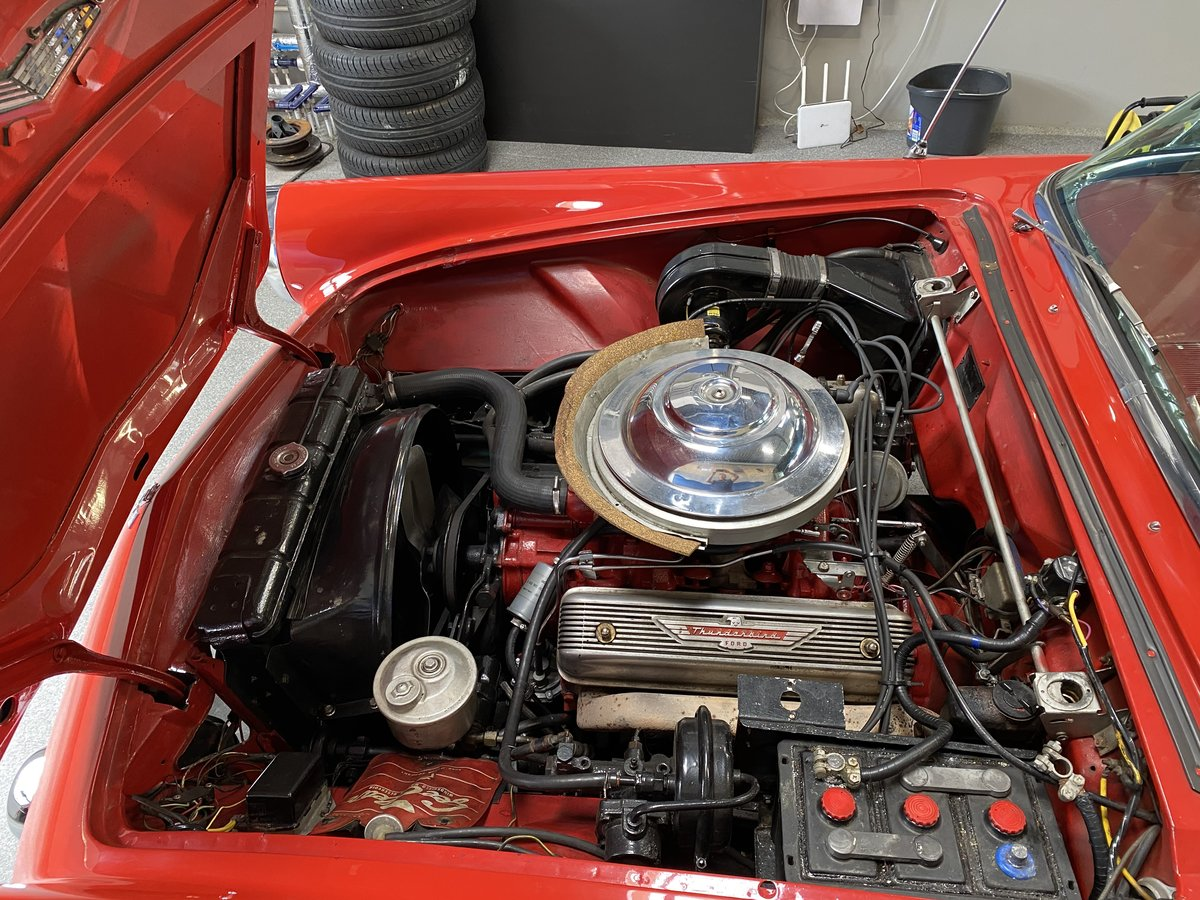 1955 Ford Thunderbird Roadster For Sale (picture 5 of 6)
