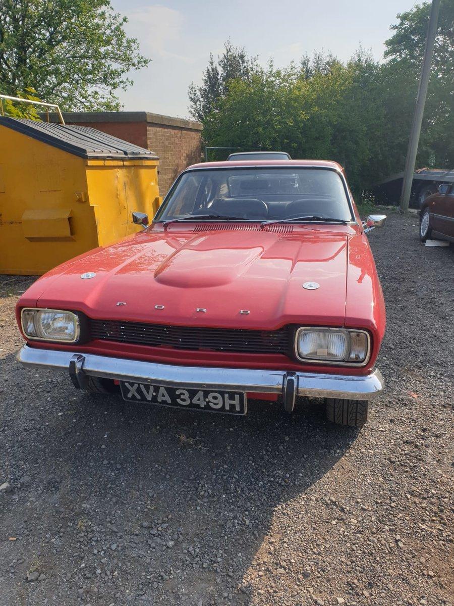 1970 Ford Capri mk1 For Sale (picture 1 of 6)
