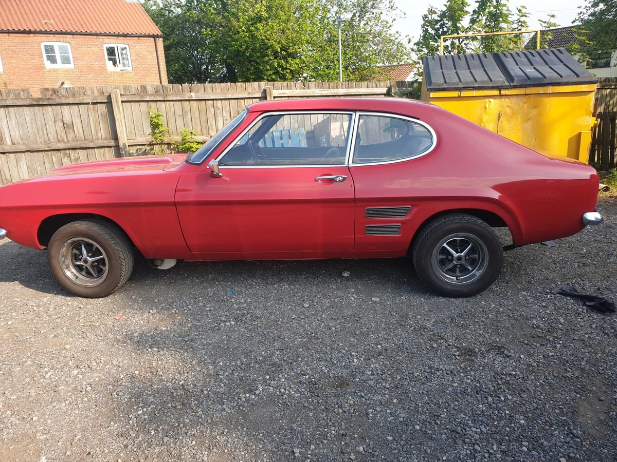 1970 Ford Capri mk1 For Sale (picture 4 of 6)
