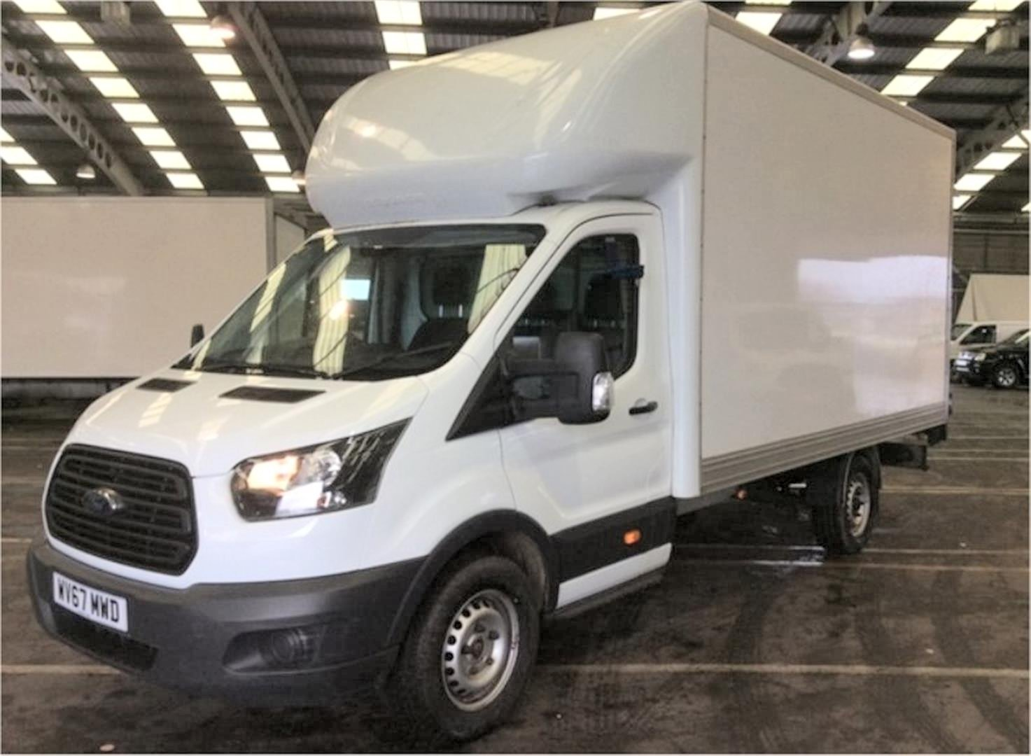 2017 - 67 Ford Transit 2.0TDCi 350 ( 130 BHP ) LUTON LWB  For Sale (picture 2 of 6)