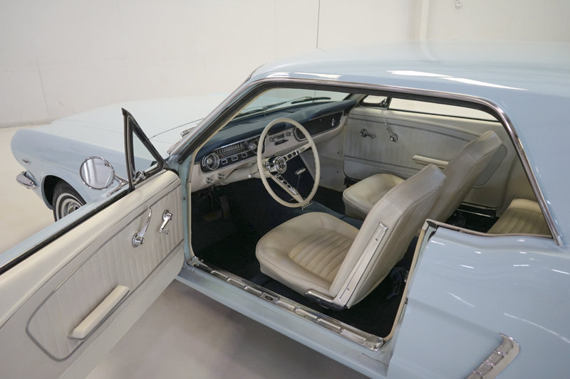 1965 Ford Mustang V8 Coupe For Sale (picture 4 of 6)