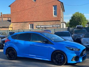 2016  FORD FOCUS 2.3 EcoBOOST RS PERFORMANCE PACK - LHD