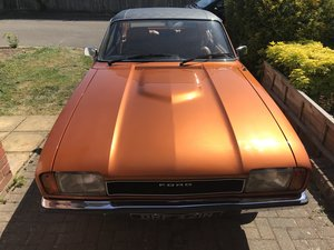 Ford capri mk2 1600 xl automatic